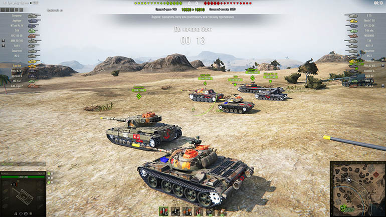 type-59 World of Tanks