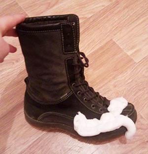 Шампунь для обуви