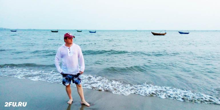 отель Canary пляж море