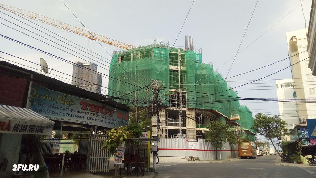 зеленая стройка вьетнам