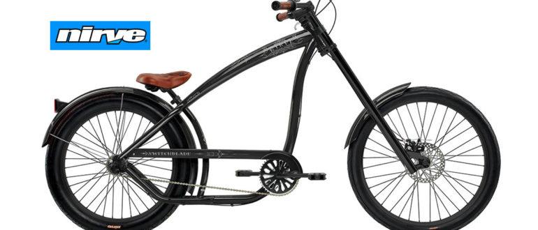 велосипед nirve switchblade