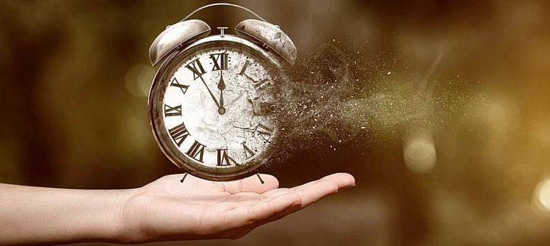 утекающее время