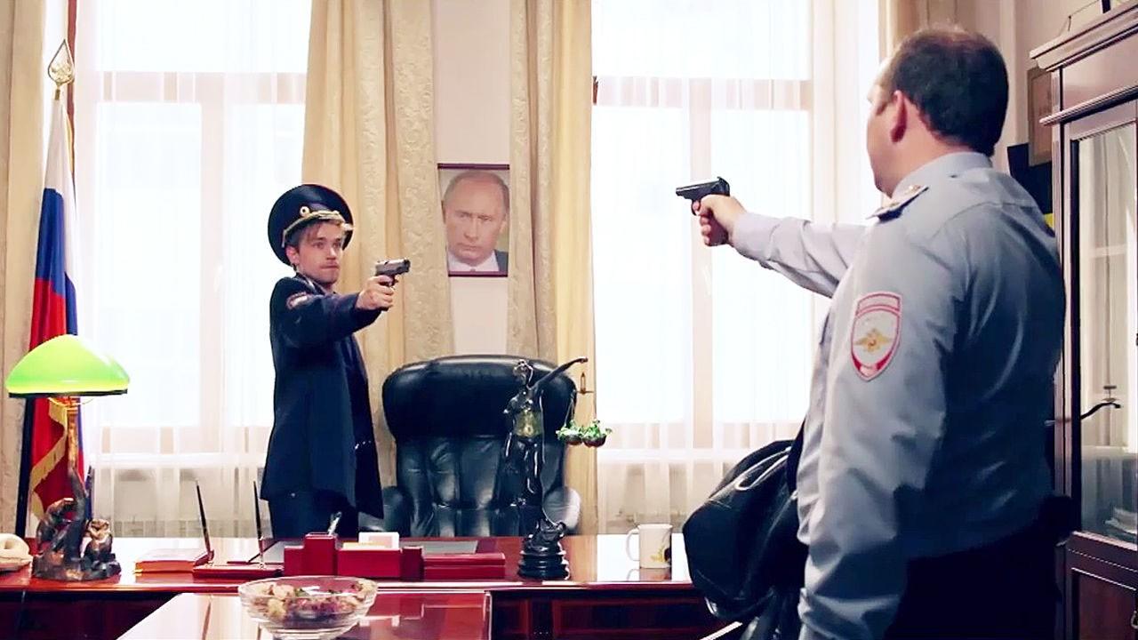 дуэль полицейский с рублевки