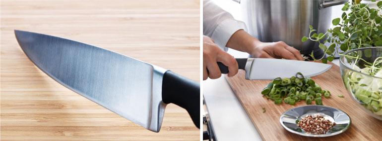 вёрда нож поварской икеа